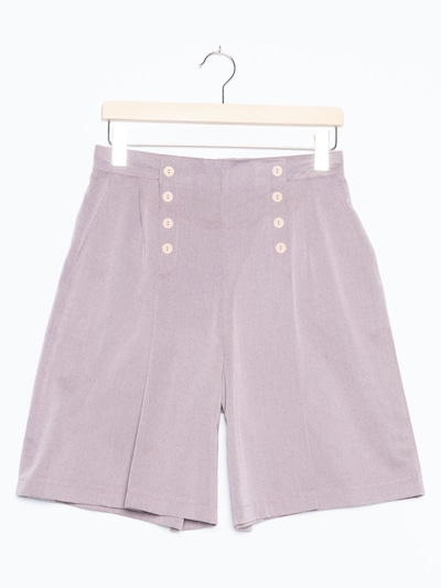Trevira Chino Shorts in L in mauve, Produktansicht