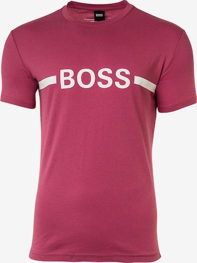 BOSS Casual Shirt in pink / weiß, Produktansicht