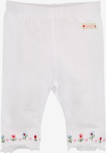BONDI Leggings in hellblau / mint / rosa / rot / weiß, Produktansicht