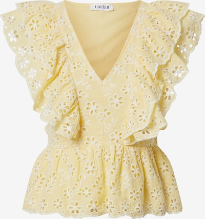 Bluză 'Elizabeth' EDITED pe galben, Vizualizare produs