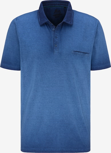 PIONEER Poloshirt in royalblau, Produktansicht
