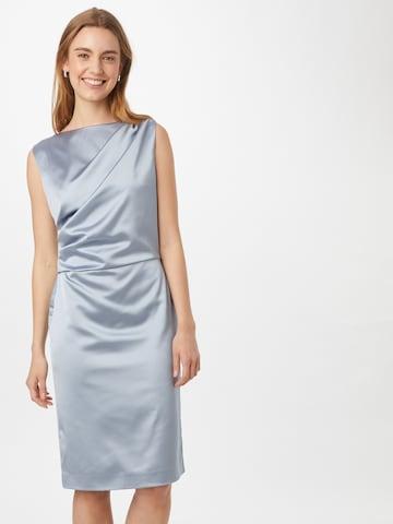 SWING Kokteilové šaty - Modrá