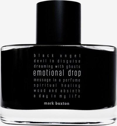 Mark Buxton Perfumes Eau de Parfum 'Emotional Drop' in transparent, Produktansicht