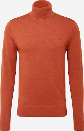 Calvin Klein Pullover in rostbraun, Produktansicht