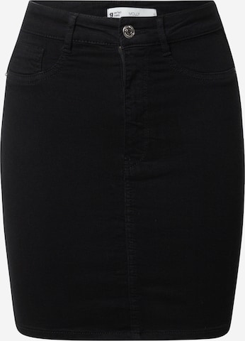 Gina Tricot Skirt 'Molly' in Black