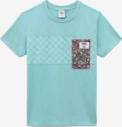 VANS Shirt 'VANS X LIBERTY TEE' in blau, Produktansicht