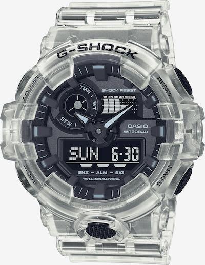 CASIO Digital Watch in Transparent / White, Item view