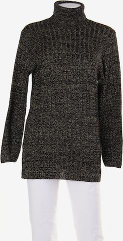 TRIANGLE Sweater & Cardigan in S in Black