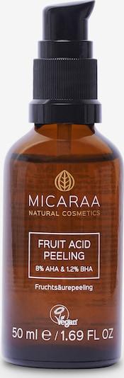 MICARAA Naturkosmetik Peeling 'Fruit Acid' in transparent, Produktansicht
