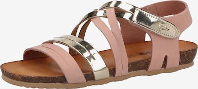 IGI&CO Sandale in pink / silber, Produktansicht