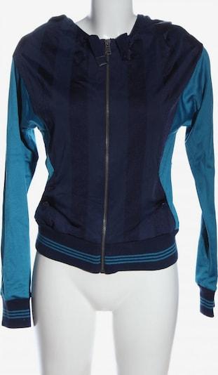 ADIDAS Sportjacke in S in blau, Produktansicht