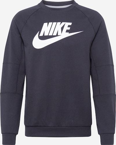 Nike Sportswear Collegepaita värissä musta / valkoinen, Tuotenäkymä