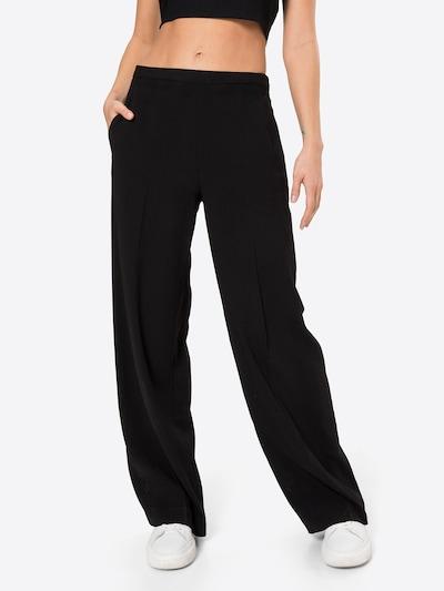 Pantaloni con piega frontale 'Tilde' SELECTED FEMME di colore nero, Visualizzazione modelli
