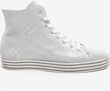 HOGAN Sneakers & Trainers in 36 in Silver