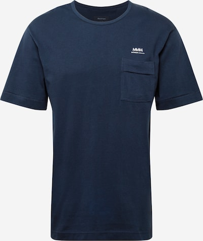 Tricou 'Harrison' Matinique pe bleumarin / alb, Vizualizare produs