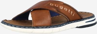 bugatti Zapatos abiertos 'Dario' en caramelo, Vista del producto