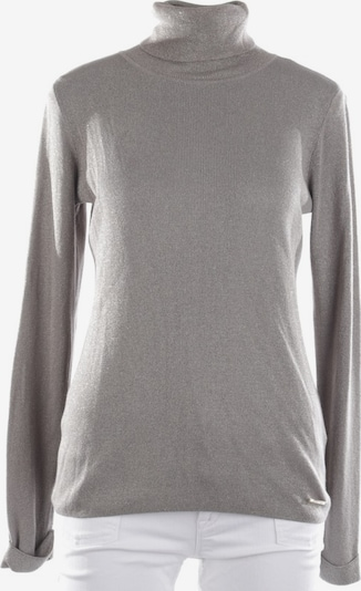 PATRIZIA PEPE Pullover / Strickjacke in M in hellgrau, Produktansicht