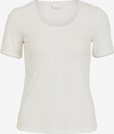 VILA T-Shirt 'Bania' in weiß, Produktansicht