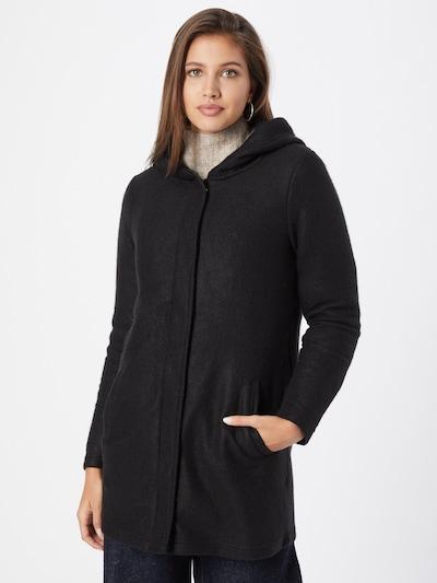 Eight2Nine Mantel in schwarz, Modelansicht