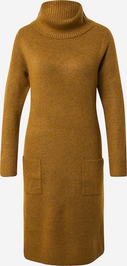 Cartoon Kleid in braunmeliert, Produktansicht