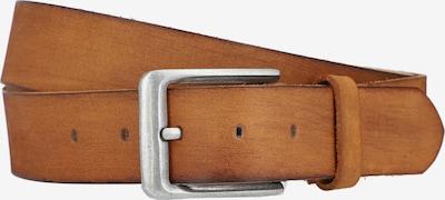 Gusti Leder Ledergürtel Gürtel Leder Braun 'Kristan' in braun, Produktansicht