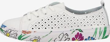 COSMOS COMFORT Sneakers laag in Wit