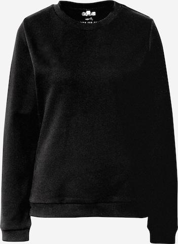 Degree Sweatshirt 'Classic' i svart