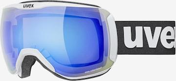 UVEX Sports Glasses 'downhill 2100 CV' in White