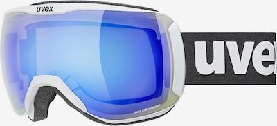 UVEX Skibrille 'downhill 2100 CV' in blau / schwarz / weiß, Produktansicht