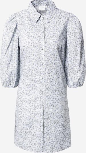 VILA Košilové šaty 'FLORIS' - modrá / světlemodrá / bílá, Produkt