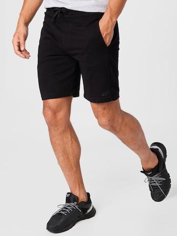 4F Sportbyxa i svart
