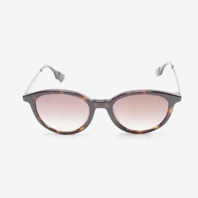 Alexander McQueen Sonnenbrille in One Size in braun, Produktansicht