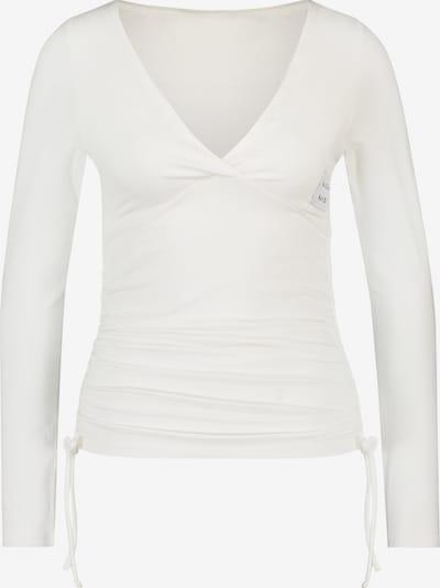 hunkemöller x NA-KD Pyjamapaita 'Xenia' värissä valkoinen, Tuotenäkymä