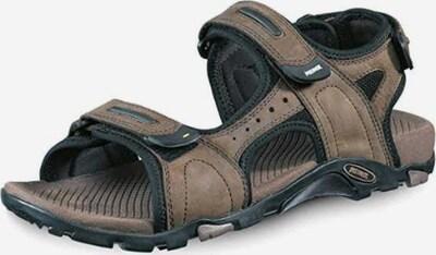 MEINDL Sandale in braun, Produktansicht