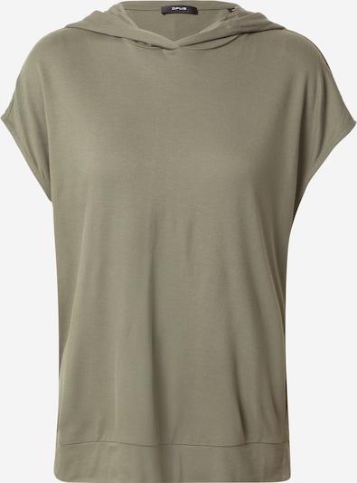 OPUS Sweatshirt 'Sastatu' in Light green, Item view