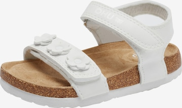 myToys-COLLECTION Sandals 'FRIEDA' in White