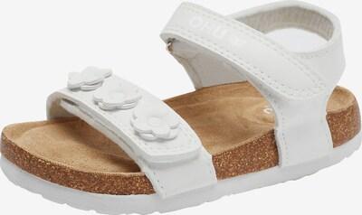 myToys-COLLECTION Sandale 'FRIEDA' in weiß, Produktansicht