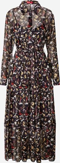 HUGO Kleid 'Kalevas' in nachtblau / mischfarben, Produktansicht