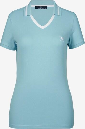 Auden Cavill Shirt in hellblau / weiß, Produktansicht