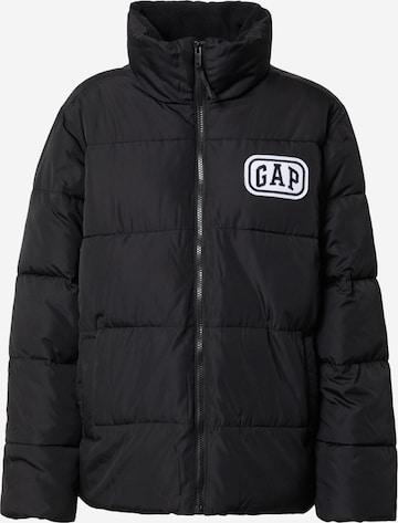 GAPPrijelazna jakna - crna boja