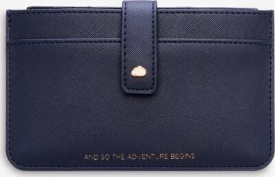 Estella Bartlett Porte-monnaies en bleu marine / or, Vue avec produit