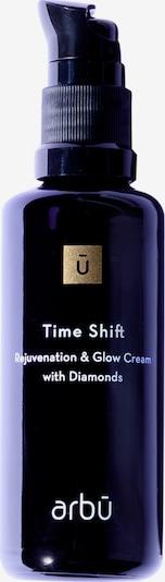 arbū Gezichtsverzorging 'Time Shift Rejuvenation & Glow with Diamonds' in de kleur Beige / Nachtblauw, Productweergave