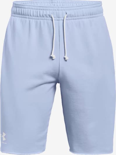UNDER ARMOUR Workout Pants 'Rival' in Blue, Item view