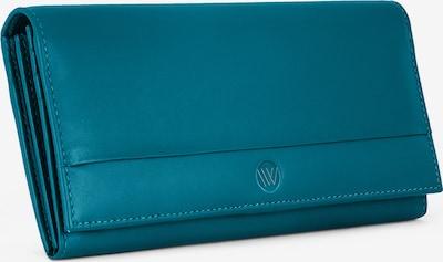 Jean Weipert ladies wallet flap 12CC '' in türkis, Produktansicht