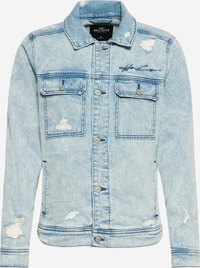 HOLLISTER Starpsezonu jaka zils džinss, Preces skats