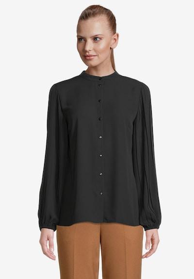 Betty & Co Bluse in schwarz, Modelansicht