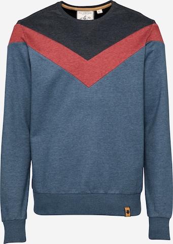 Fli Papigu Sweatshirt in Blau