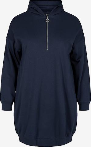 Zizzi Kleit 'Valinea', värv sinine