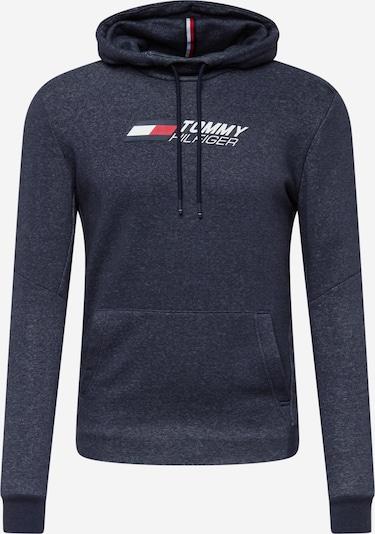 Hanorac sport Tommy Sport pe albastru închis, Vizualizare produs