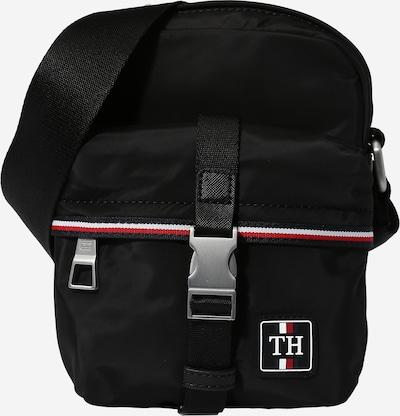 TOMMY HILFIGER Bolso de hombro 'Urban' en rojo fuego / negro / blanco, Vista del producto